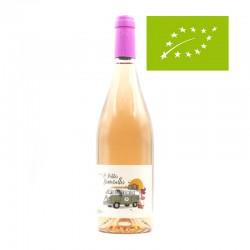 Vin rosé bio - Les Petites Demoiselles - AOP Frontan - Château Boujac