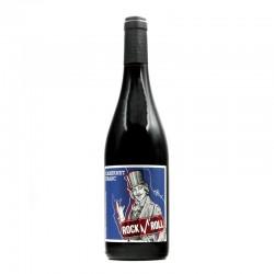 Vin rouge - Rock'm'roll Cabernet Franc -  Maison Saget la Perrière