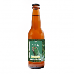 Bière artisanale française - Pépina - Brasserie Effet Papillon
