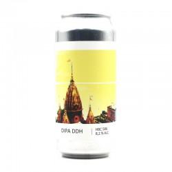 Bière artisanale française - DIPA DDH HBC 586 - Brasserie Popihn