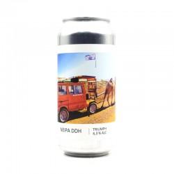Bière artisanale française - NEIPA DDH Triumph - Brasserie Popihn