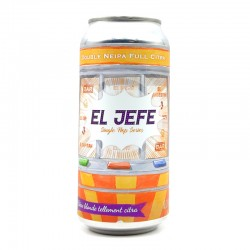 Bière artisanale française - El Jefe - Piggy Brewing Company
