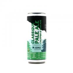 Bière artisanale - Classique Pale Ale Calypso Cascade - Azimut