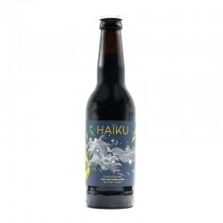 Bière artisanale française - Haïku Senses Brewing x Spore