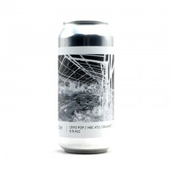 Bière artisanale - DIPA DDH Cryo pop HBC 472 Ekuanot - Popihn