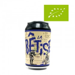 Bière artisanale française - bière bio- la Bêtise - Brasserie Skumenn