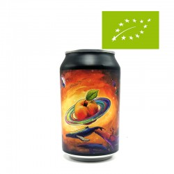 Bière artisanale bio - Surette Cosmique Abricot - Brasserie Skumenn