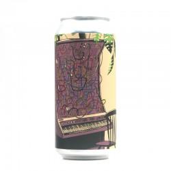 Bière artisanale française - Modulaire - Double Hazy IPA-  Hoppy Road