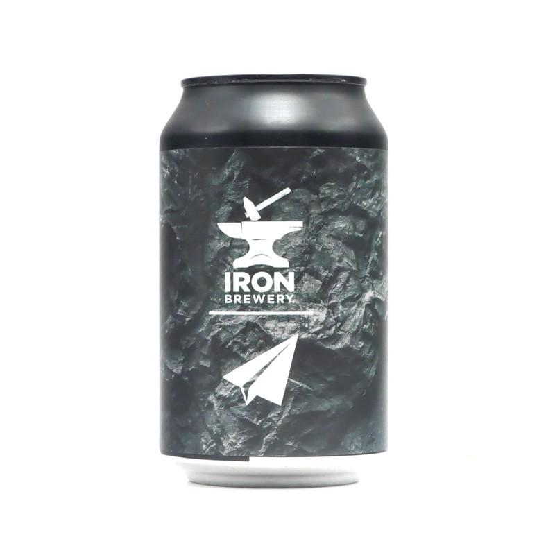 Bière artisanale - Wild Melisse - Iron Brewery x Black Project