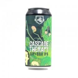 Bière artisanale française - Cascade Therapy - Brasserie Sainte Cru