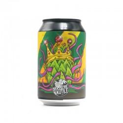 Bière artisanale française - Royal Albert Hop - Brasserie Nautile
