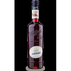 Crème de cerise griotte Giffard