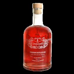 Gin Lindemans - Premium red Gin