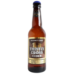 Thistly Cross Cider - Whisky Cask