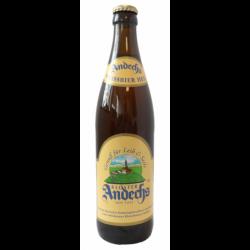 Bière Andechs Weissbier Hell