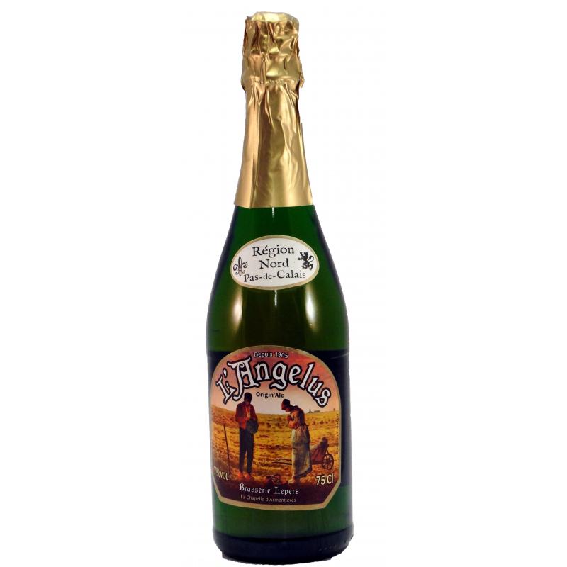 Bière L'Angelus OriGin'Ale - 75 cl