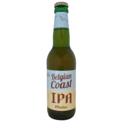 Bière Belgian Coast IPA