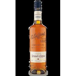 Liqueur Cognac & caramel Giffard