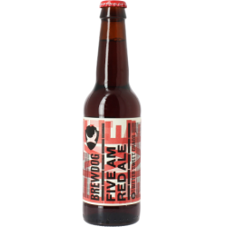 Bière Brewdog 5 A.M. Red ale