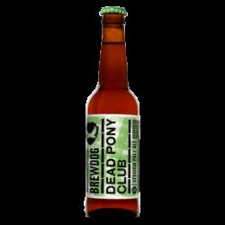 Bière Brewdog Dead Pony Pale Ale
