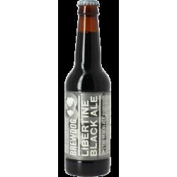 Bière Brewdog Libertine black ale
