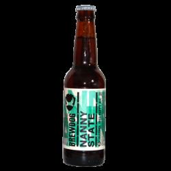 Bière Brewdog Nanny State
