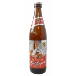 Bière Bellheimer Edel Export