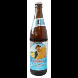Bière Bellheimer Kristallweizen