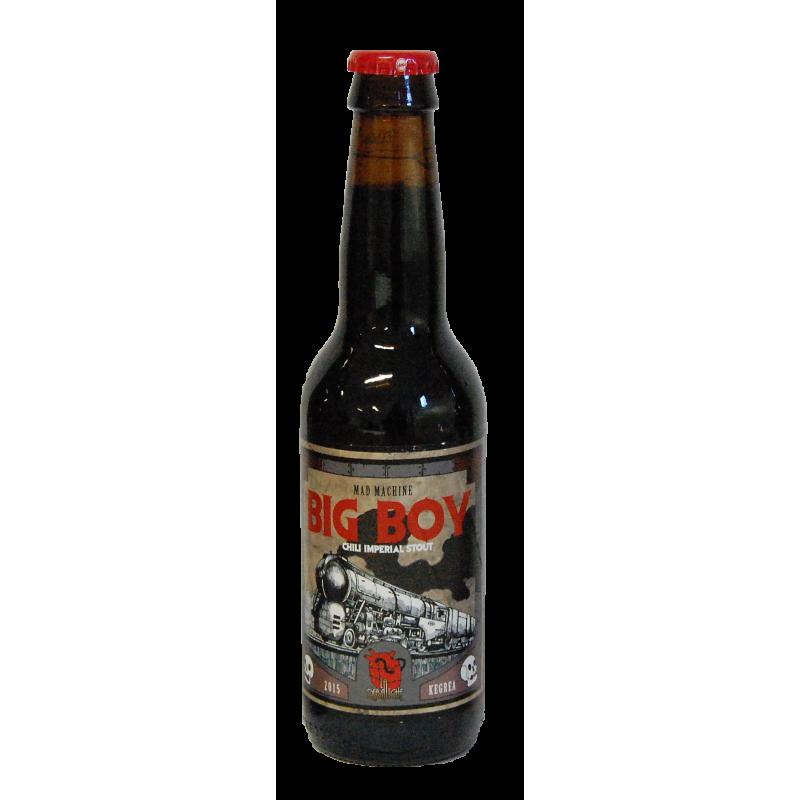 Bière La Débauche Big boy