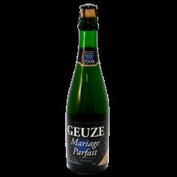 Bière Boon gueuze mariage parfait