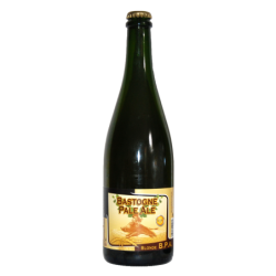 Bière Bastogne Pale Ale - 75 cl