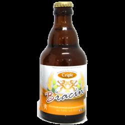 Bière La Bracine Triple