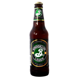 Bière Brooklyn Lager