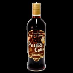 Liqueur de Rhum Punta cana chocolat