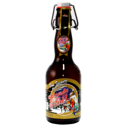 Bière Bon secours blonde de noël