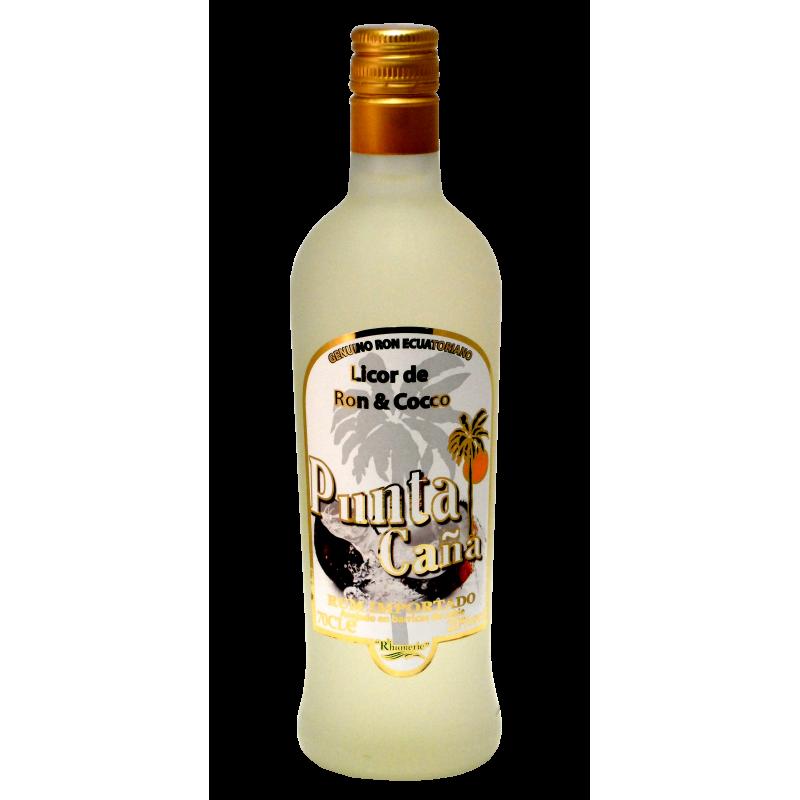 Liqueur de Rhum Punta cana coco