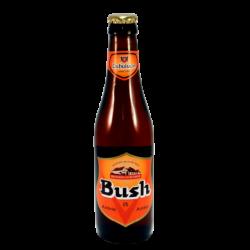 Bière Bush ambrée