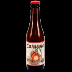 Bière Caracole ambrée