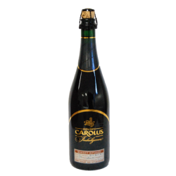 Bière Gouden Carolus Indulgence Whisky infused - 75 cl