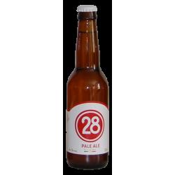 Bière Caulier 28 Pale Ale