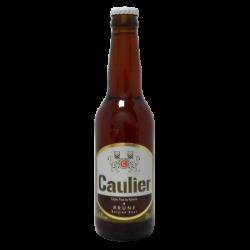 Bière Caulier Brune