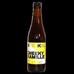 Bière Cheeky Kamille