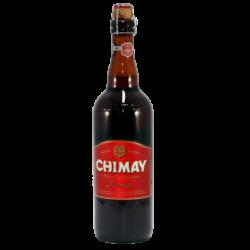 Bière Chimay Rouge - 75 cl