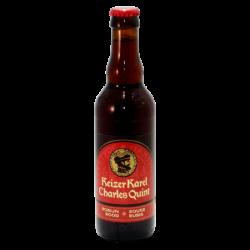 Bière Charles Quint ambrée