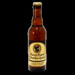 Bière Charles Quint Keizer Karel blonde