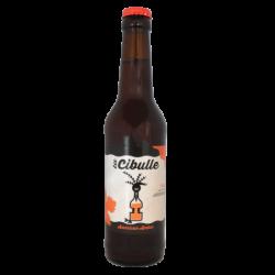 Bière Cibulle American amber