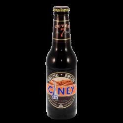 Bière Ciney brune