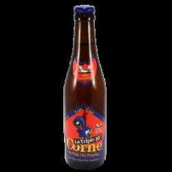Bière Corne du Bois des Pendus - la Triple