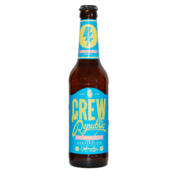 Bière Crew Republic 7:45 Escalation