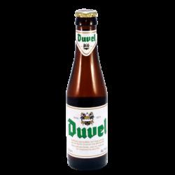 Bière Duvel verte